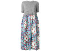 Kleid mit bedrucktem Print
