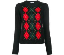 P.A.R.O.S.H. argyle jumper