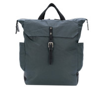 zip-top buckle backpack
