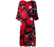 Seidenkleid mit floralem Muster - women - Seide