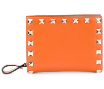 small studded wallet