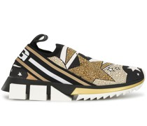 'Sorrento' Sneakers mit Print