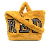 RED(V) Shopper aus Faux Fur