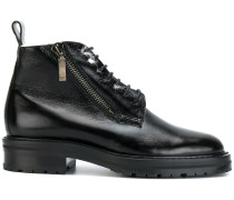 William shearling lined boots