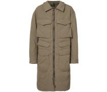 Mantel mit Oversized-Taschen