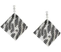'Nile' Ohrringe mit Kristallanhängern