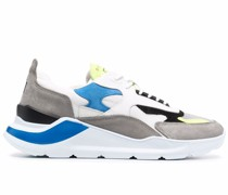 D.A.T.E. Sneakers mit dicker Sohle