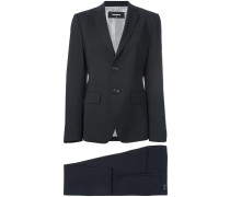 - buttoned two-piece suit - women