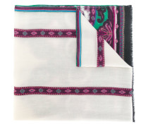 Kaschmir-Schal mit Mustermix