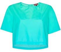 'Teigan' Cropped-T-Shirt