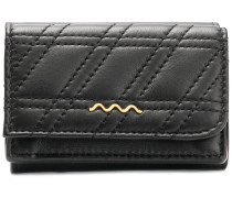 Gestepptes Portemonnaie