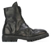 Bikerstiefel im Used-Look