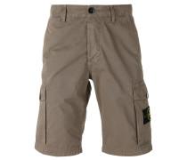 Shorts mit Klappentaschen - men - Baumwolle - 32