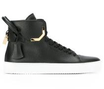 - High-Top-Sneakers mit Vorhängeschloss - men