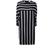 Gestreiftes 'Hairy' Kleid
