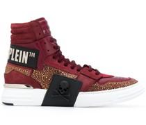 'Crystal' High-Top-Sneakers