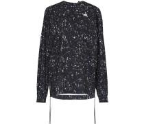 x HYKE Oversized-Sweatshirt