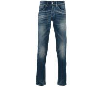 - Schmale Jeans - men - Baumwolle/Polyester - 33