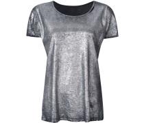 Metallisches T-Shirt