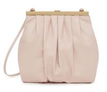 Mini-Tasche aus Lammleder