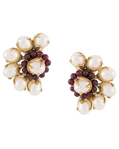 'Perle Baroque' Ohrringe