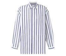 Gestreiftes 'Lineman' Hemd