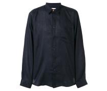 long-sleeved classic shirt