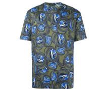 "T-Shirt mit ""Barocco""-Print"