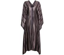 Silk Kaftan Maxi Dress