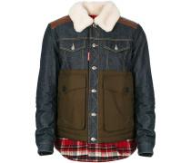 padded lumberjack jacket