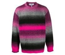 horiztonal striped jumper