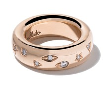 18kt 'Iconica' Ring mit Diamanten