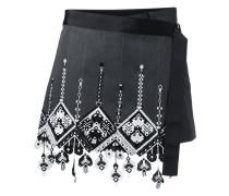 Shorts mit Guipure-Spitze - women - Baumwolle