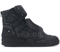 'Monarch Moon' High-Top-Sneakers