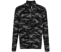 Pullover mit Camouflage-Print