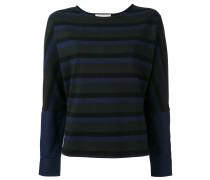 Gestreiftes 'Popular' Langarmshirt
