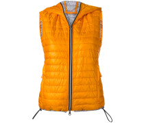 - 'Filira' down vest - women - Baumwolle/Polyamid