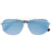 'April' Sonnenbrille - men - Acetat/metal - 61