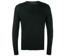 Pullover mit Rundhalsausschnitt - men - Wolle