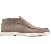 Slip-On-Boots mit Gummisohle