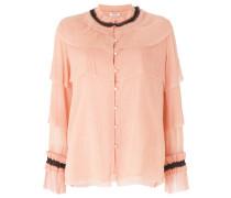 layered blouse