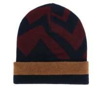 folded knit beanie