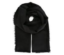 Schal aus Seiden-Wollgemisch