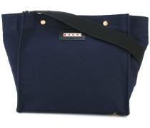 'Voile' Handtasche - women - Baumwolle