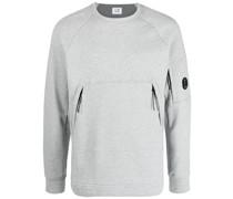 Utility Sweatshirt mit Logo-Patch