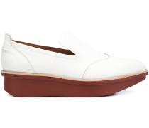 Loafer im Budapester-Stil