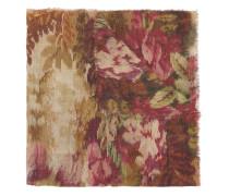 x Pierre-Louis Mascia Schal mit Blumen-Print
