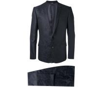 'Jacquard Martini' Anzug - men