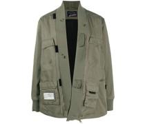 Jacke mit mehreren Taschen
