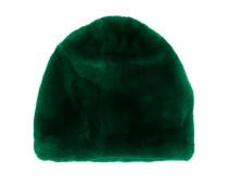 Mütze aus Kaninchenpelz